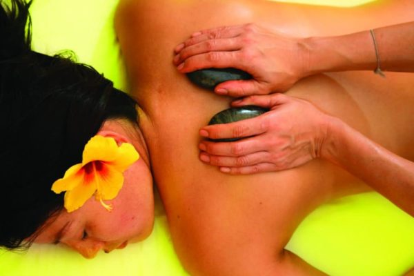 Lomi Pohaku Hot Stone Massage