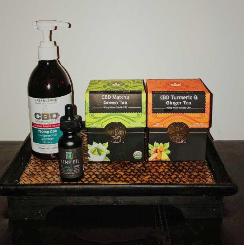 Game-Up-Nutrition-Lab-Blends-Buddha-Teas-CBD-Total-Massage-Products